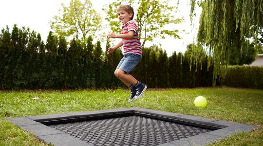 97500 spielplatz trampolin kids tramp playground
