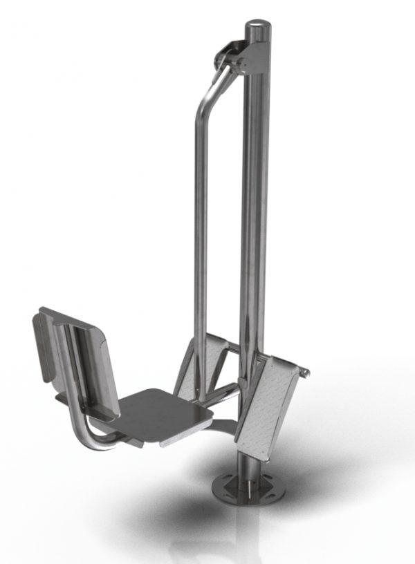 CE 04s Leg press