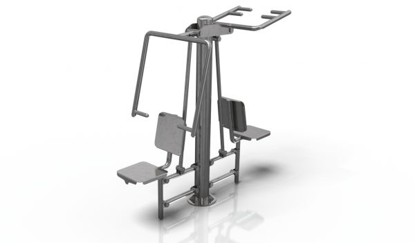CE 1119 Pull down chair and bench