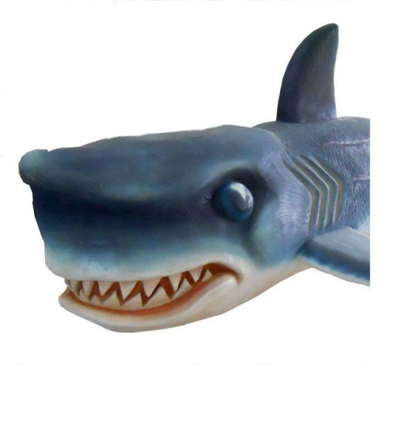 FHS Giant Shark Sculpture kopia