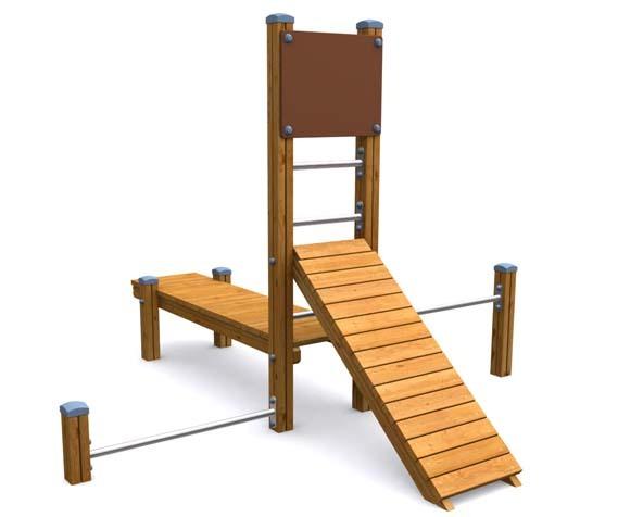 Crossfit wood