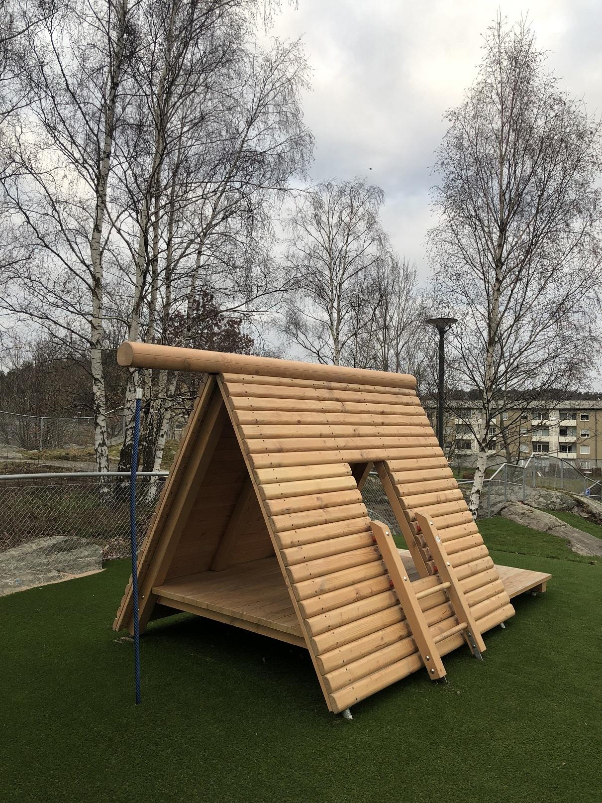 Korsklevegatan - Göteborg, referensobjekt - LekoPark