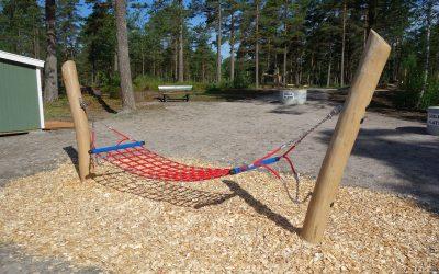 Lekplats Uddevalla Hålligångparken