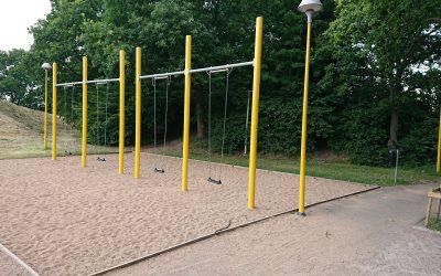 Lekplats Gubbaparken Helsingborg