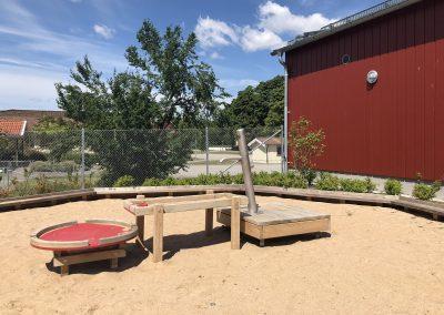 LekoPark referens lekplats Ravlanda nya skola 2