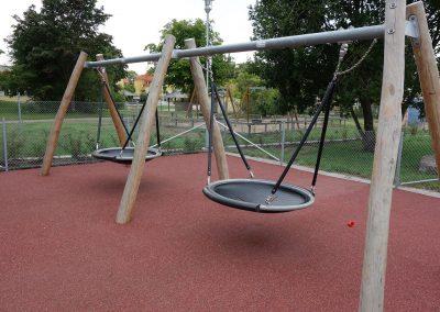 LekoPark referens lekplats Ravlanda nya skola 3
