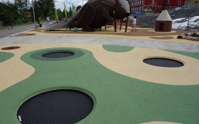 Lekplats Stadsparken Partille