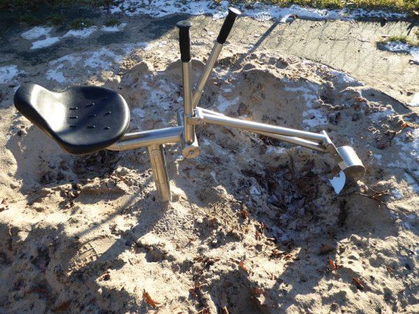Sandbagger sanddigger 4