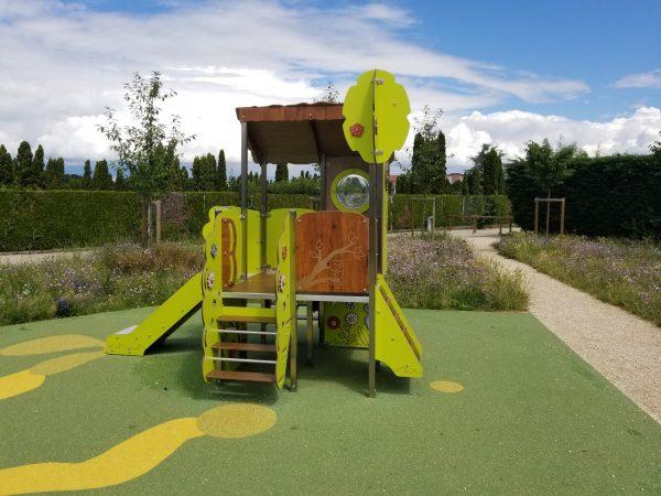 Structure de jeux de plein air City Prairie CP09 1001 Thonon Les Bains scaled