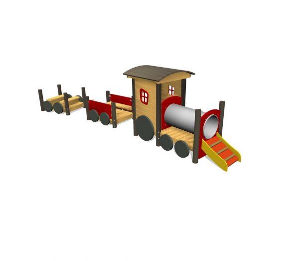 csm Eisenbahn Roland mit Wagen 2 04 c6a914825e 4